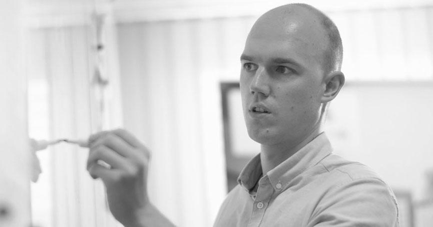 Vortrag zum Thema Innovation von Felix Kranert