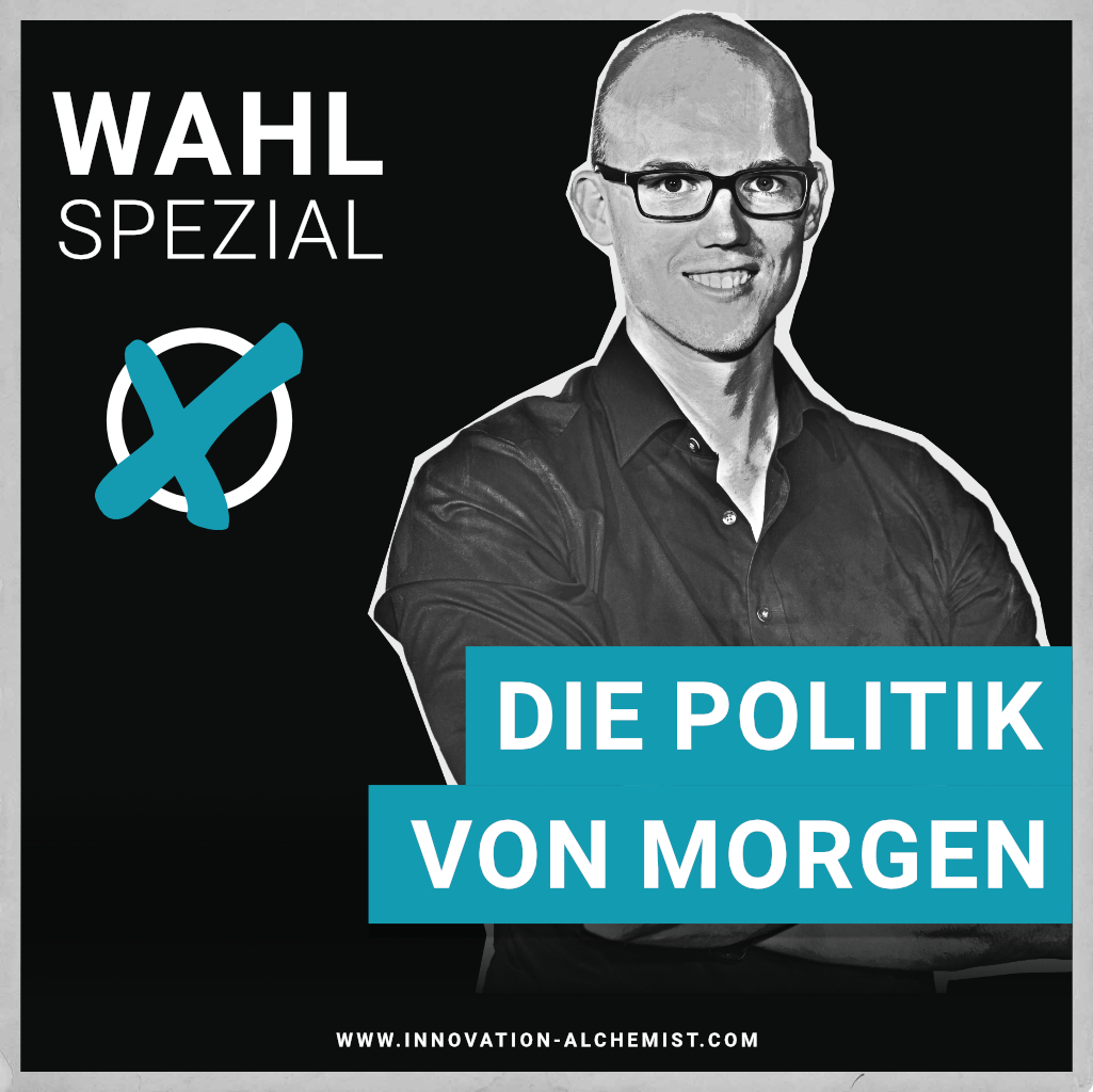 Kommunalwahl 2020 in Bayern im Innovation Alchemist Podcast