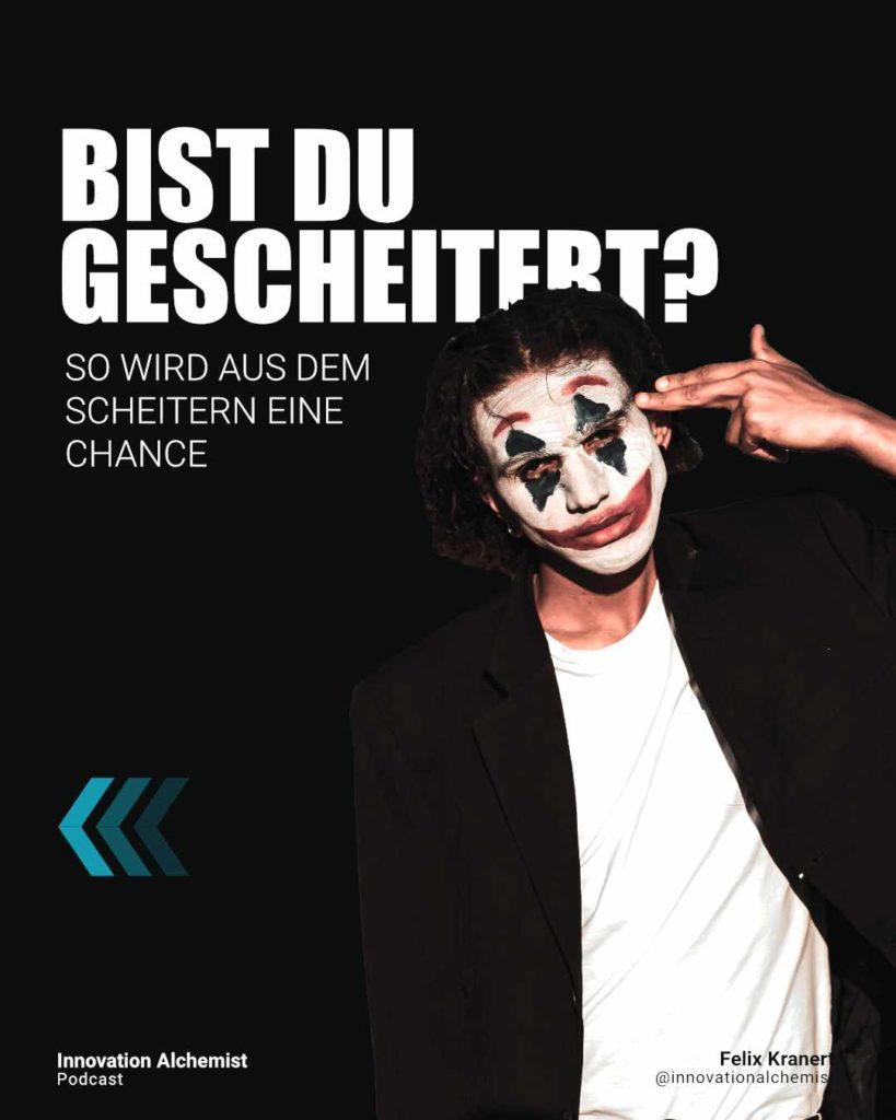 Felix Brunner über Fehlerkultur