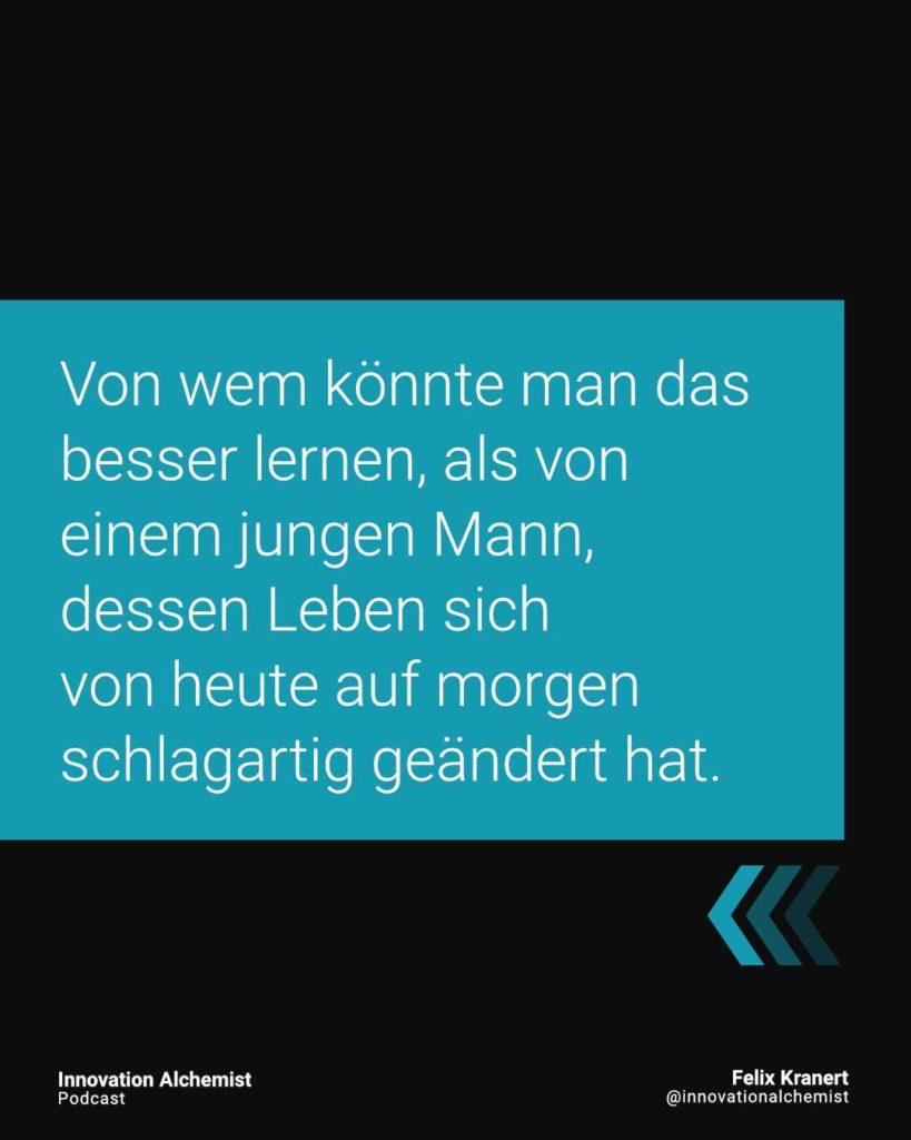 Felix Brunner Lebensgeschichte