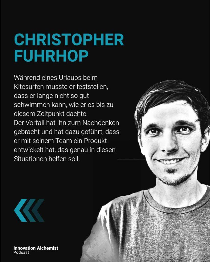 Restube Gründer Christopher Fuhrhop im Interview