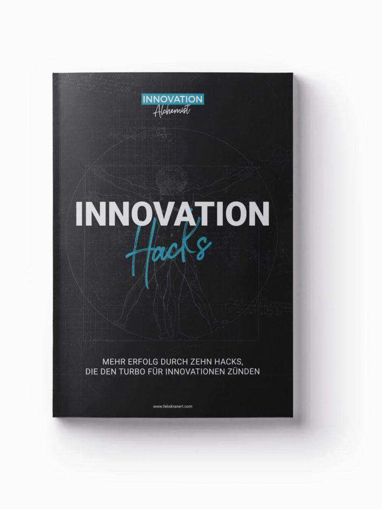 Innovationsmanagement Tipps kostenfreies eBook für mehr Innovationen
