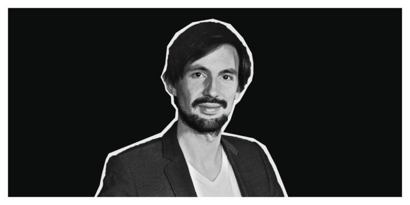 Dario Nassal von der News App The Buzzard