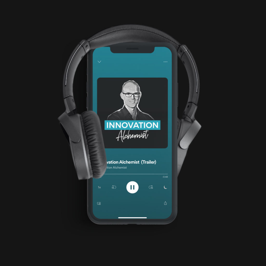 Podcast Innovation: Innovation Alchemist Podcast abonnieren