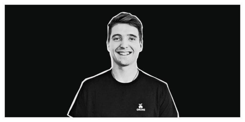 Grome Gründer Hanno Weimer im Podcast Interview