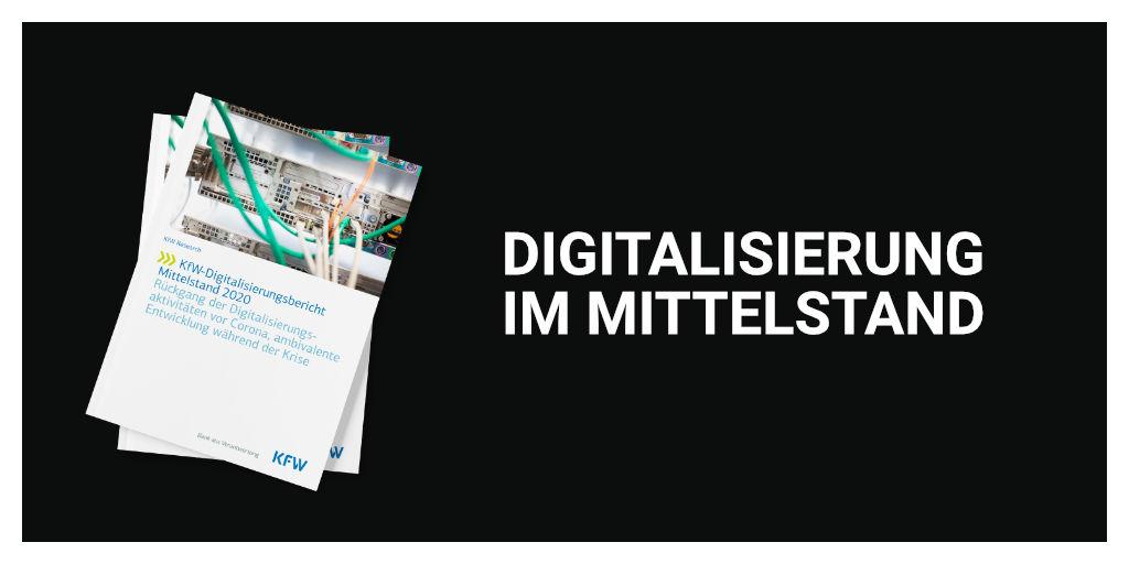 Digitalisierung im Mittelstand | KfW Bericht 2020