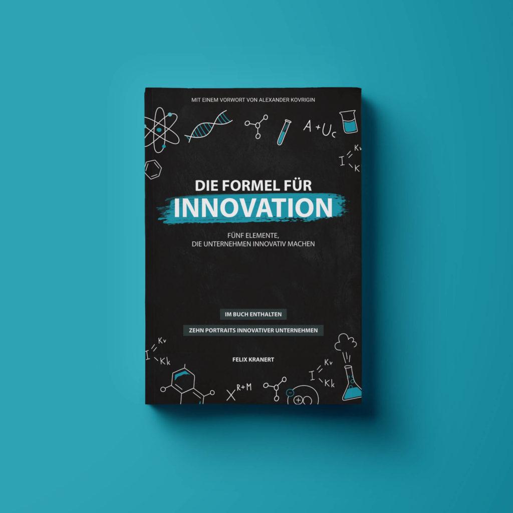 Die Formel für Innovation | Felix Kranert | Frontansicht