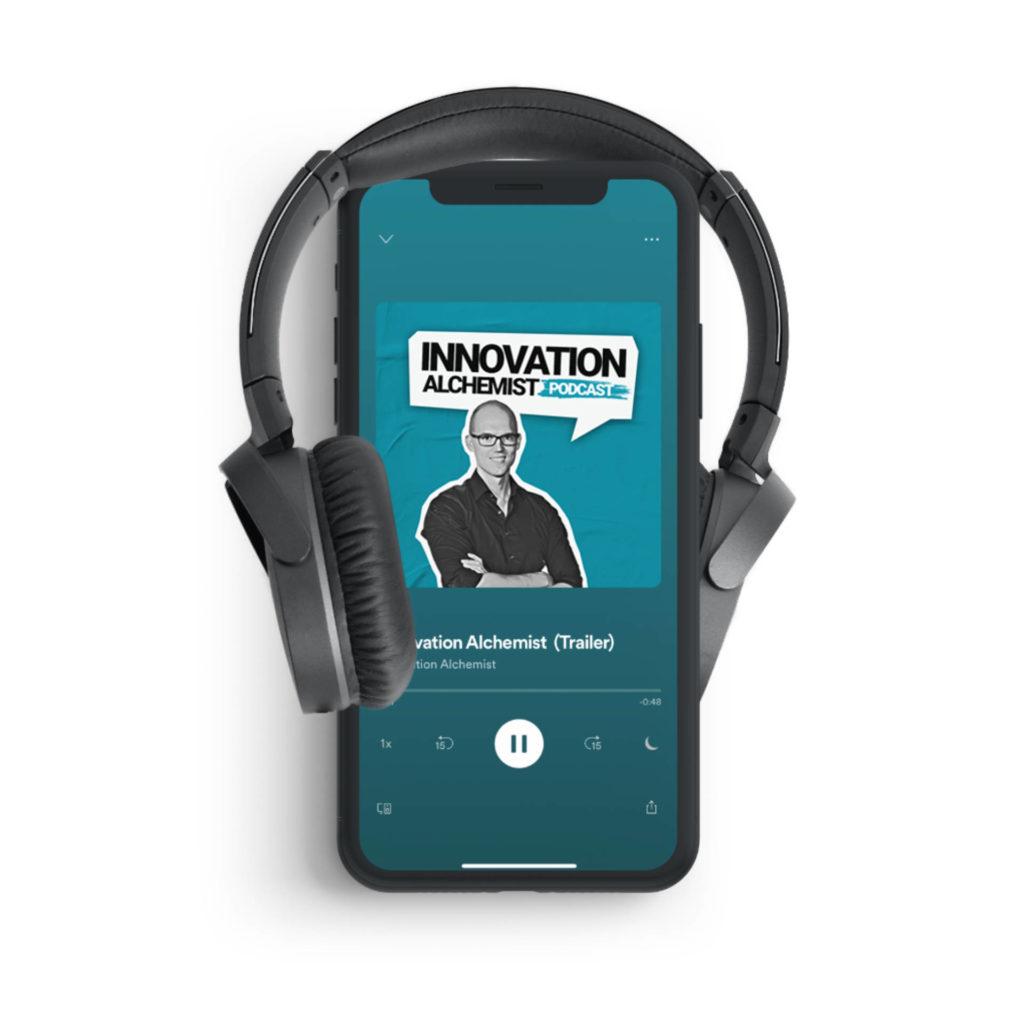 Innovation Alchemist Podcast Smartphone 2