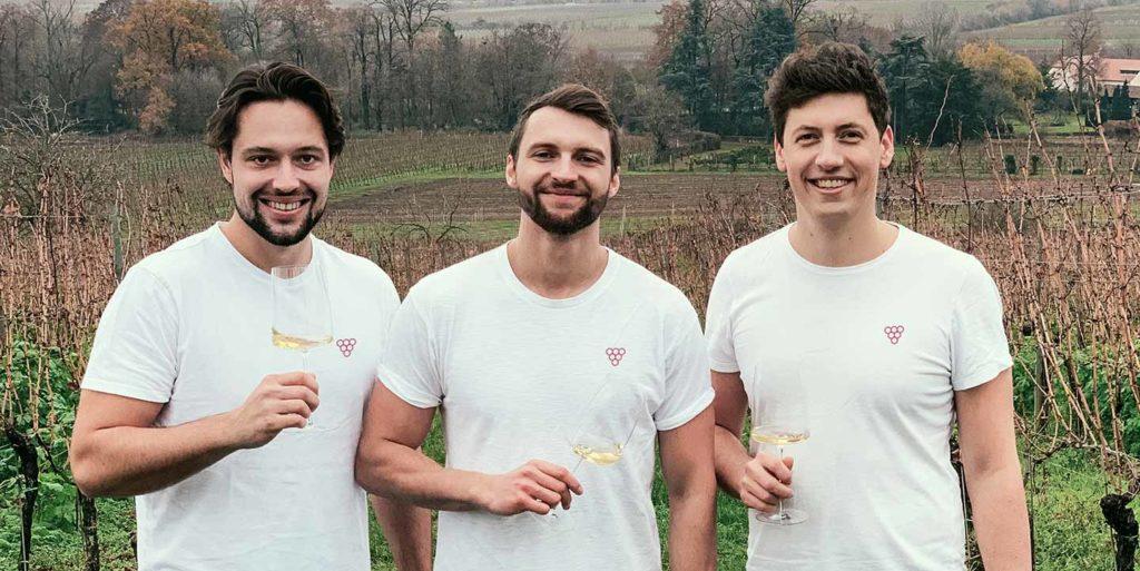 Sigitalisierung im Weinbau - Das Team von Bacchus Software