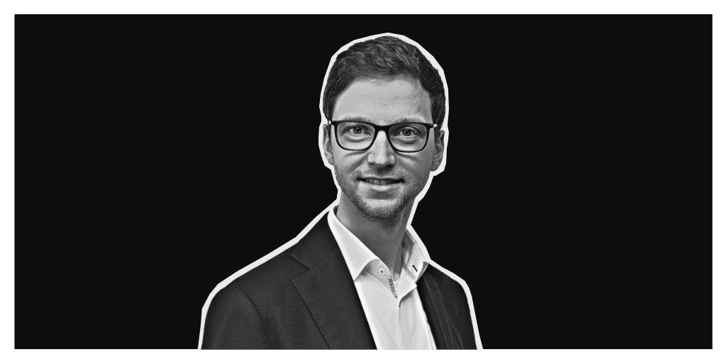 Claus Weibrecht im Innovation Alchemist Podcast